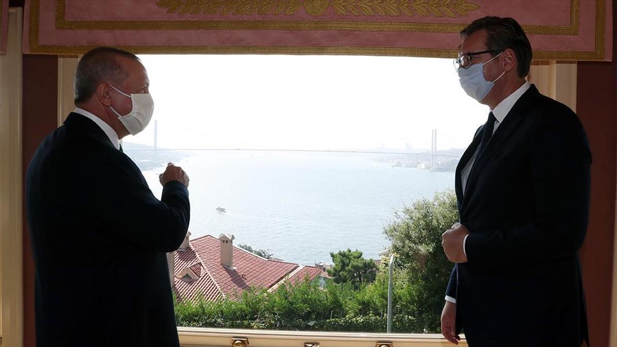 Sırbistan, Türkiye ile dostane ilişkilerini daha fazla geliştirmek istiyor