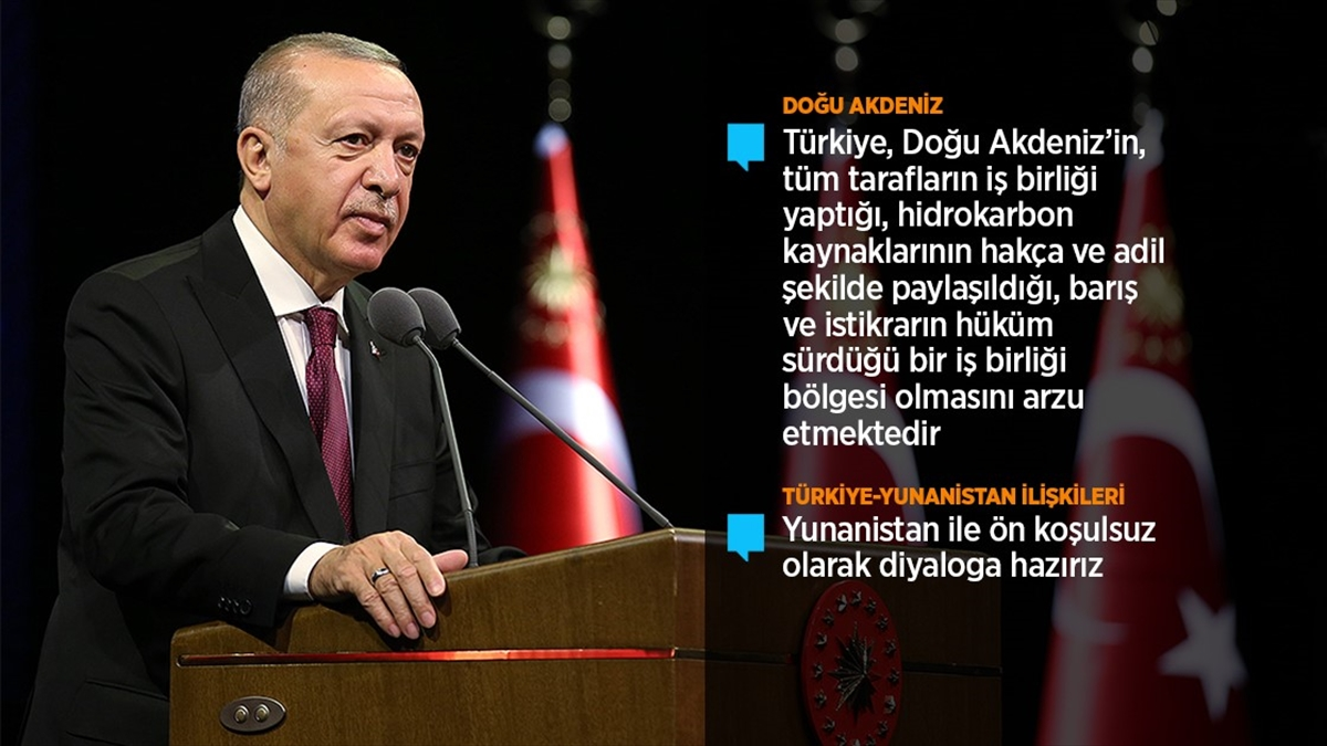 Cumhurbaşkanı Erdoğan'dan AB liderlerine mektup