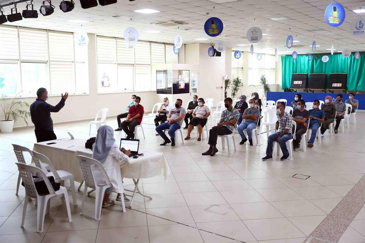 Bağcılar Belediyesi Aracılığıyla Engellilere İş İmkanı