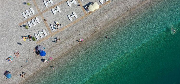 Sağlık Bakanlığının yüzme suyu takip sistemine tatilcilerden yoğun ilgi