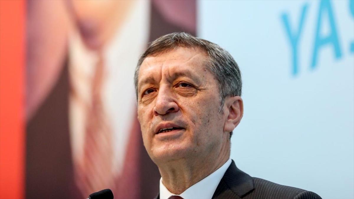 Milli Eğitim Bakanı Selçuk: 81 ilde 1000 mesleki ve teknik Anadolu lisesini kapsayan projeyi başlatıyoruz