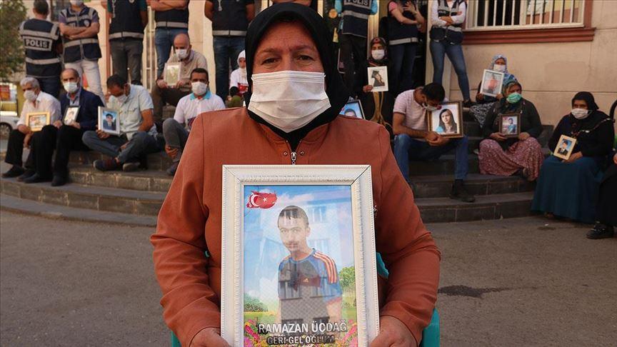Diyarbakır annelerinden Üçdağ: Kararlıyız, mücadelemize devam edeceğiz