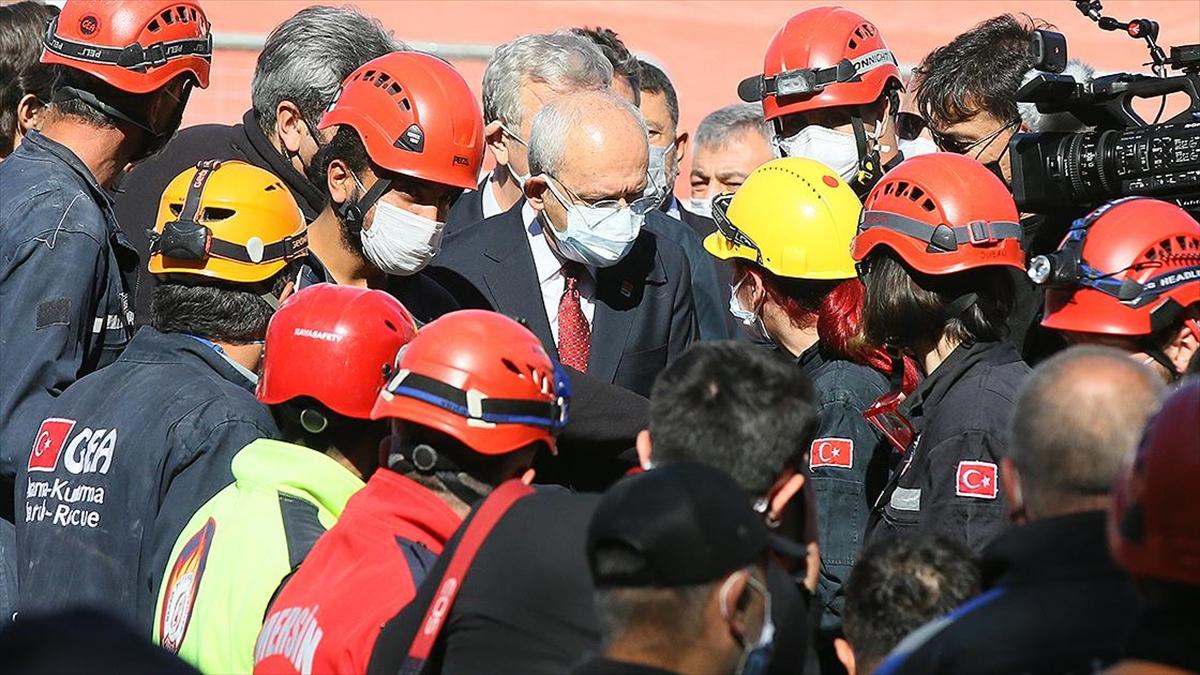 CHP'den Bahçeli'nin Kılıçdaroğlu'nun İzmir ziyaretine ilişkin açıklamalarına yanıt: Suçlamalar gerçeklikten kopuk