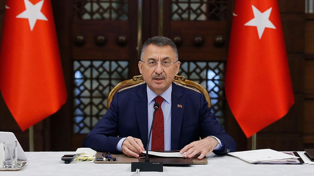 Cumhurbaşkanı Yardımcısı Oktay: Şuşa'nın kurtarılması Azerbaycan açısından çok ciddi bir gelişmedir, sevindiricidir