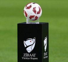 Ziraat Türkiye Kupası'nda son 16 turu programı açıklandı