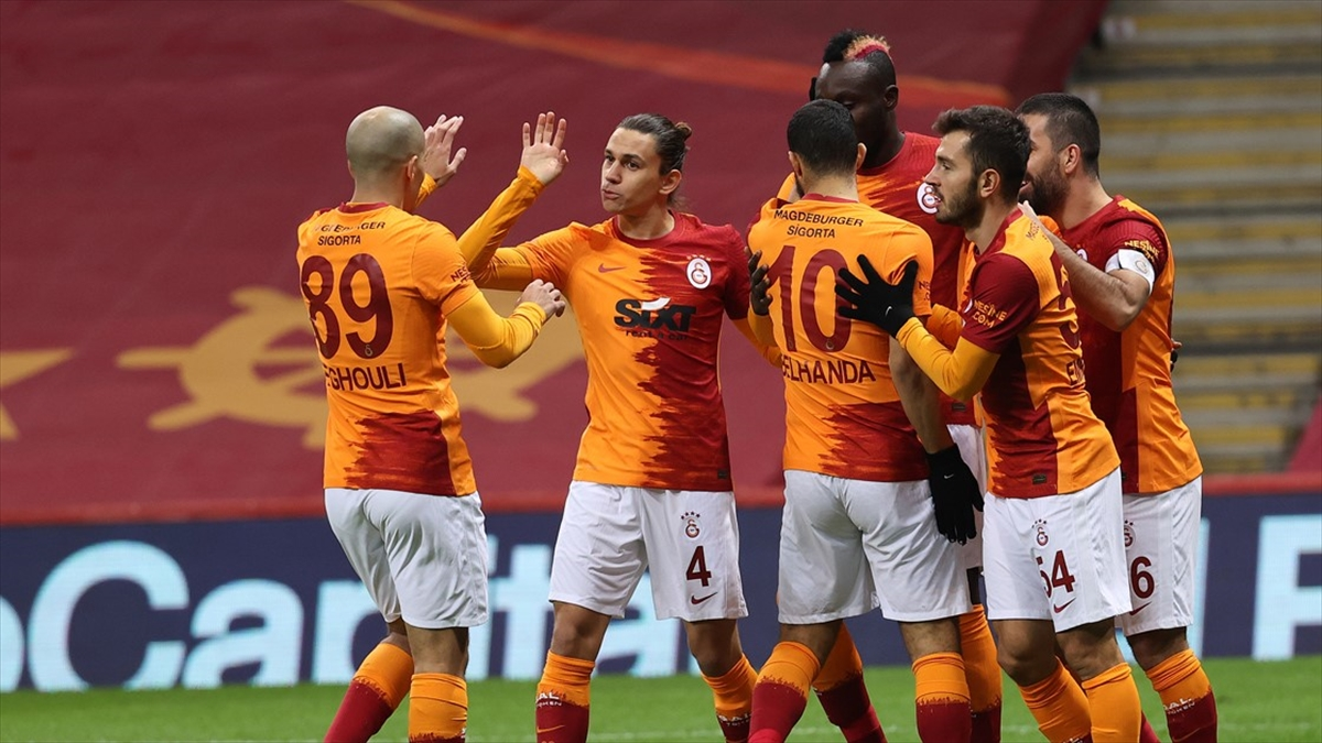 Galatasaray, Trabzonspor'a konuk olacak