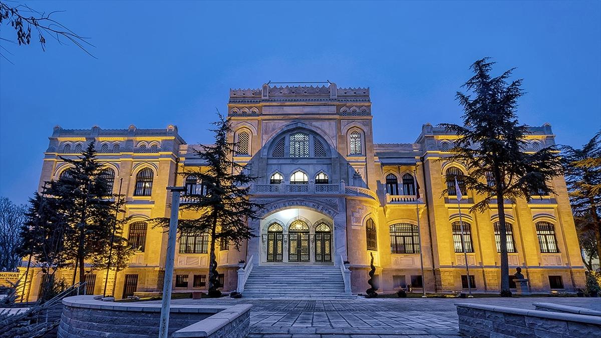 Ankara Devlet Resim ve Heykel Müzesi yarın yeniden ziyarete açılıyor