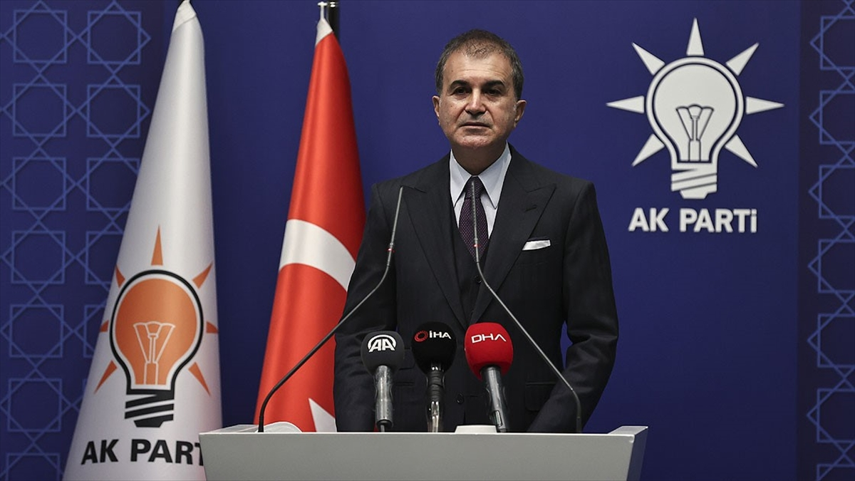 AK Parti Sözcüsü Çelik: Cumhurbaşkanımıza 'sözde Cumhurbaşkanı' demek sivil darbe zihniyetidir