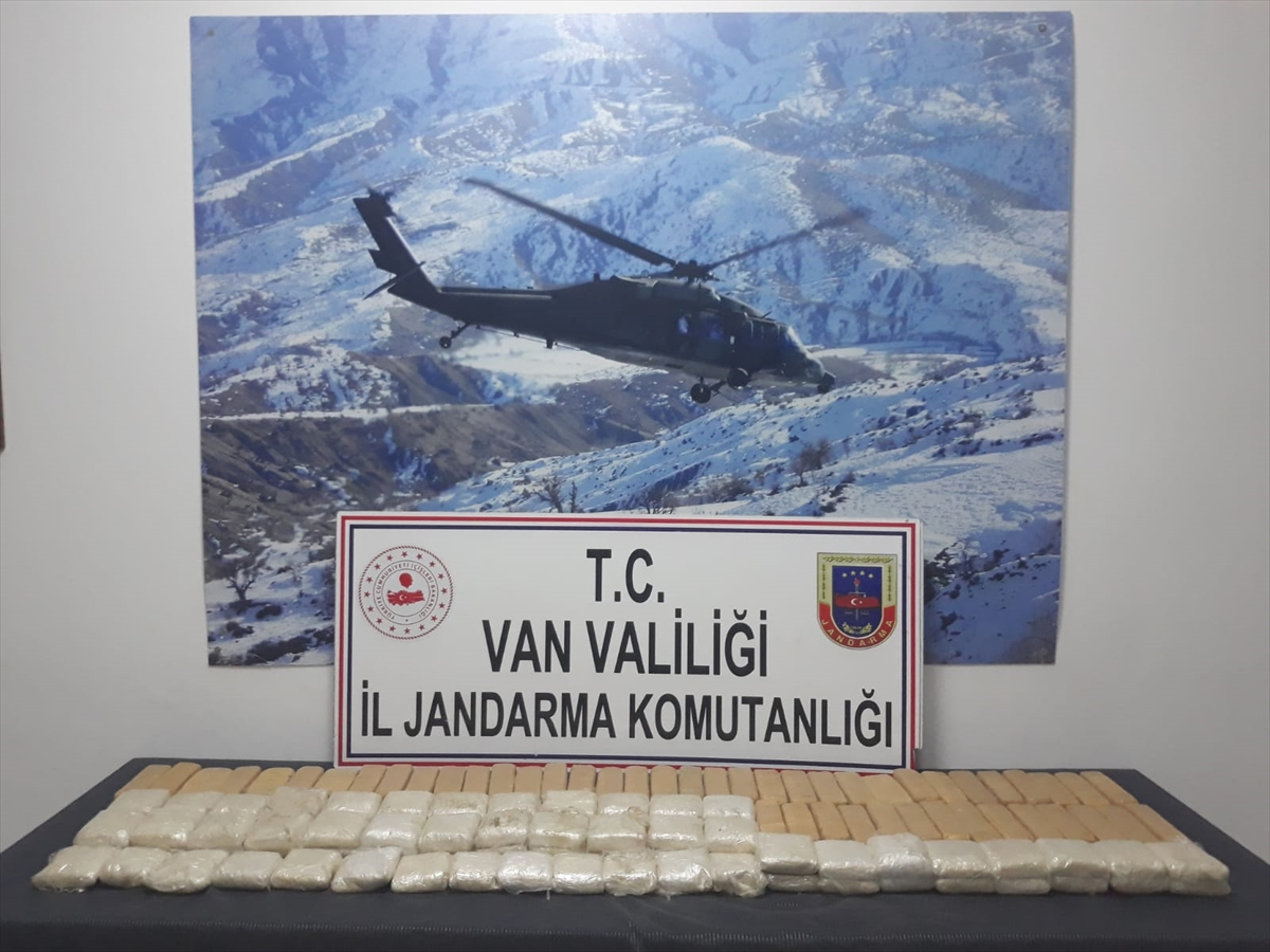 Sınır hattında terör örgütü PKK'nın finans kaynağına büyük darbe vuruldu