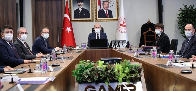 İçişleri Bakanı Soylu: Polis Arama Kurtarma Birimi'ni cuma günü başlatıyoruz