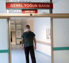 Uzman Doktor Bekir Kurt: Yalvarır gözlerle bakan hastalarımız çok oluyor