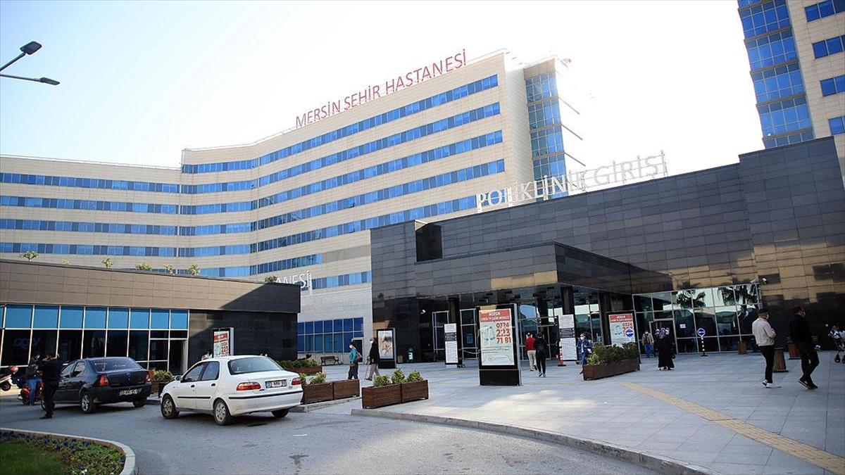 Mersin Şehir Hastanesi 4 yılda 7,5 milyon hastaya poliklinik hizmeti verdi