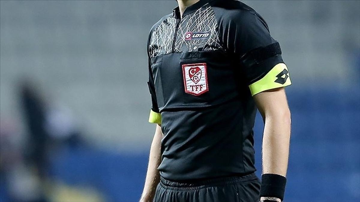 Süper Lig'in 26. haftasında oynanacak maçları yönetecek hakemler açıklandı