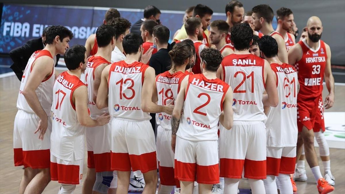Milliler, FIBA 2022 Avrupa Şampiyonası Elemelerini galibiyetle kapattı