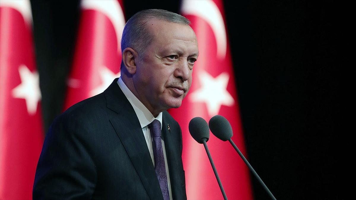 Cumhurbaşkanı Erdoğan: Önümüzdeki aylarda 20 bin öğretmenimizin daha atamasını yapacağız