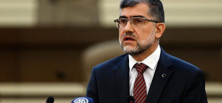 TİHEK Başkanı Arslan: Bütünleştirici ve milletin değerlerini yansıtıcı bir anayasaya ihtiyaç var