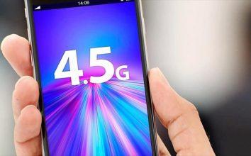 'Cep'te abonelerin tercihi 4,5G oldu