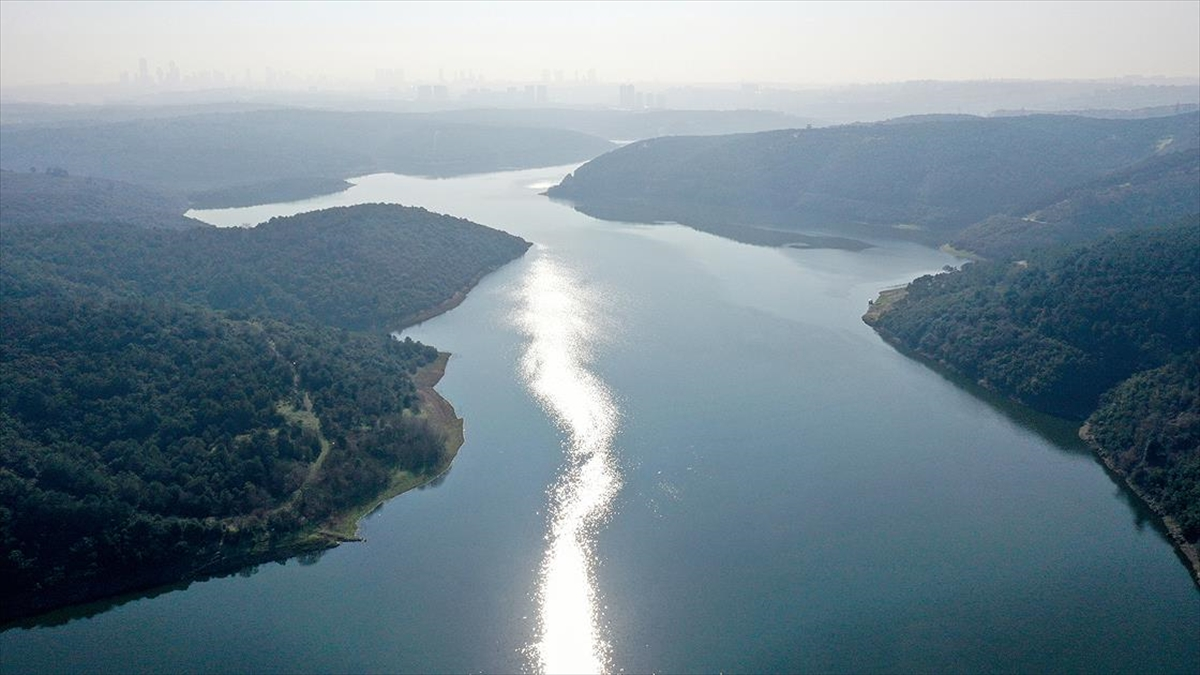İstanbul'un barajlarındaki doluluk oranı yüzde 80'i aştı