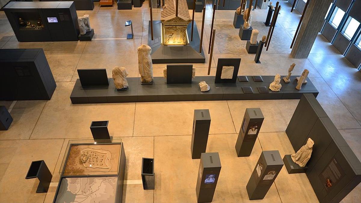 Kovid-19'a rağmen müzeler 2020'de 9 milyona yakın ziyaretçiyi ağırladı