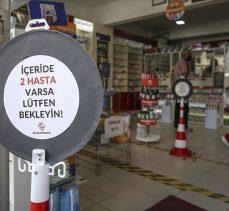 'Kısmi kapanma' dolayısıyla Ankara ve Kırıkkale'deki eczanelerin çalışma saatleri değişti