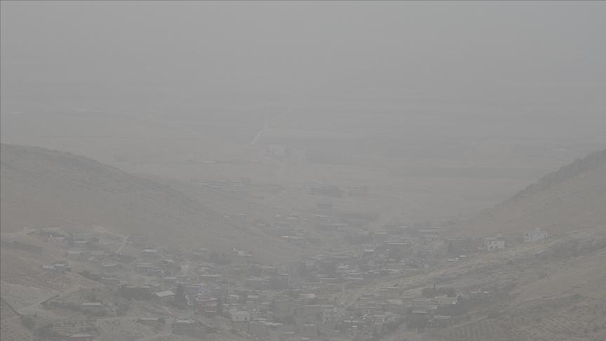 İstanbul, Kocaeli, Sakarya ile Yalova'da pazar akşamına kadar toz taşınımı bekleniyor
