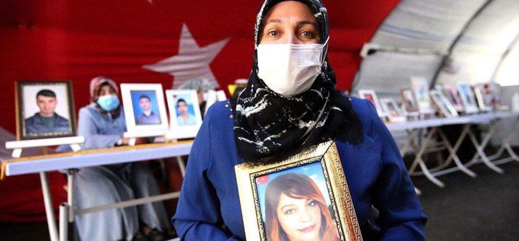 Diyarbakır annelerinden Arslan: Evladımı istiyorum