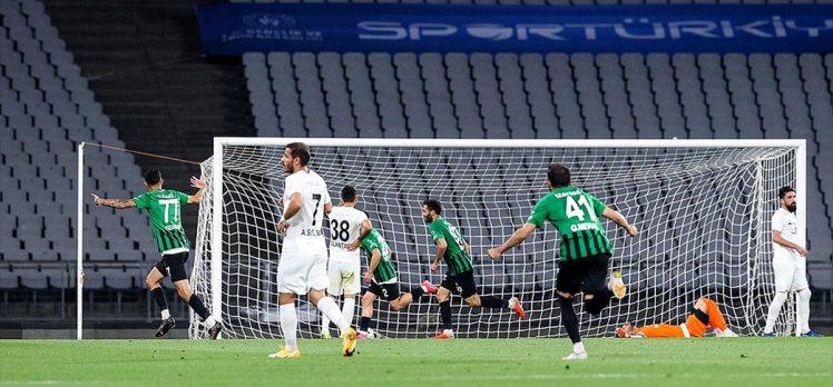 Kocaelispor TFF 1. Lig'e yükselen üçüncü takım oldu