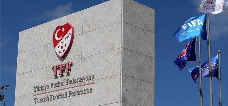 Türkiye Futbol Federasyonu, profesyonel ligleri tescil etti