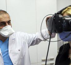 Sanal gerçeklik teknolojisi ilaç kullanımına gerek kalmadan vertigoyu tedavi ediyor