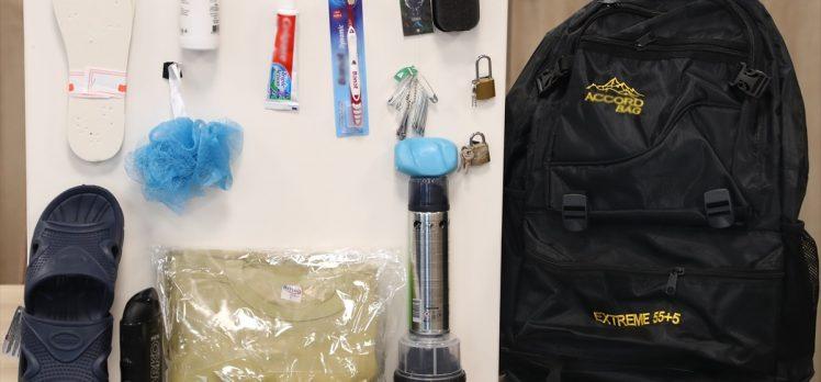 Bağcılar Belediyesi askere gidecek gençler için çanta hazırladı