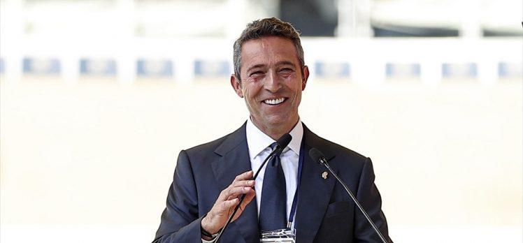 Ali Koç Fenerbahçe'de yeniden başkanlığına seçildiFenerbahçe'de yeniden başkanlığına seçildi