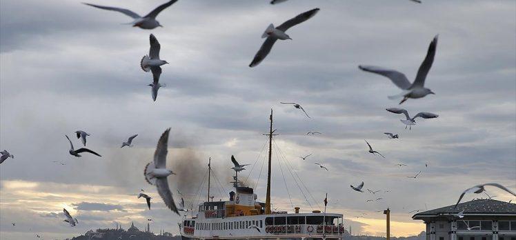Marmara'da parçalı bulutlu hava bekleniyor