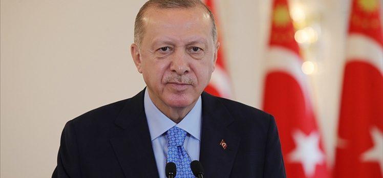 Cumhurbaşkanı Erdoğan, İsrail Cumhurbaşkanı Herzog ile telefonda görüştü