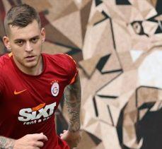Galatasaray'ın yeni transferi Cicaldau: Galatasaray'a imza attığım için çok mutluyum