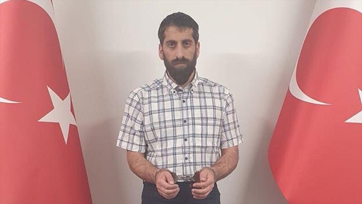 Kırmızı bültenle aranan PKK/KCK'lı terörist MİT operasyonuyla Türkiye'ye getirildi