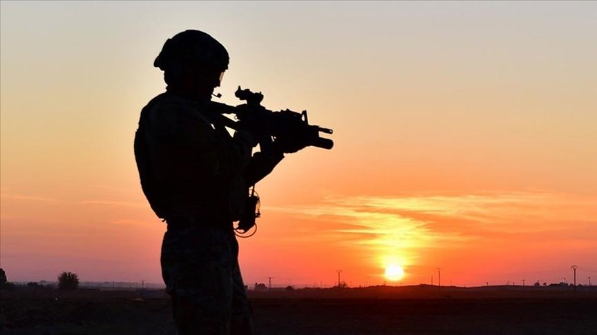 Barış Pınarı ve Pençe Yıldırım bölgelerinde 4 terörist etkisiz hale getirildi