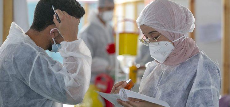 Dünya genelinde Kovid-19'dan iyileşenlerin sayısı 180 milyonu geçti