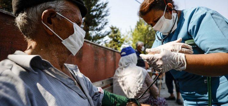 Orman yangınlarından etkilenen vatandaşlara tıbbi ve psikososyal destek hizmeti sağlanıyor