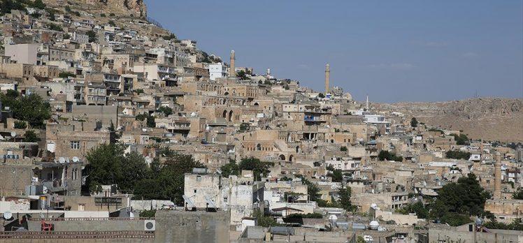 Tarihi kent Mardin'in mimari dokusu ortaya çıkarılıyor