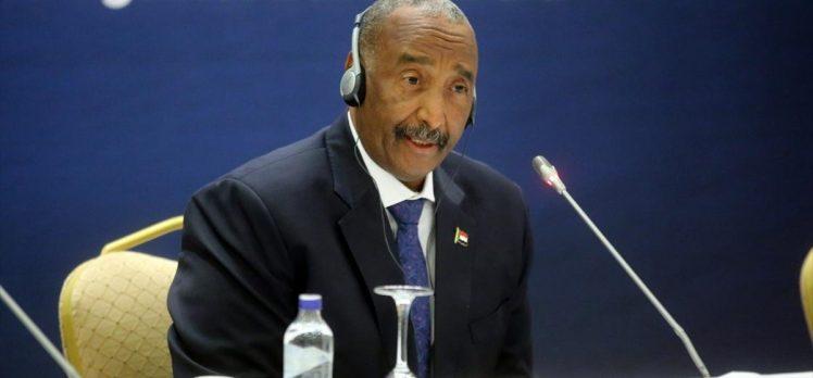 Sudan Egemenlik Konseyi Başkanı Burhan: Türkiye ile ticaret hacmimizi 2 milyar dolara çıkarabileceğimize inanıyorum