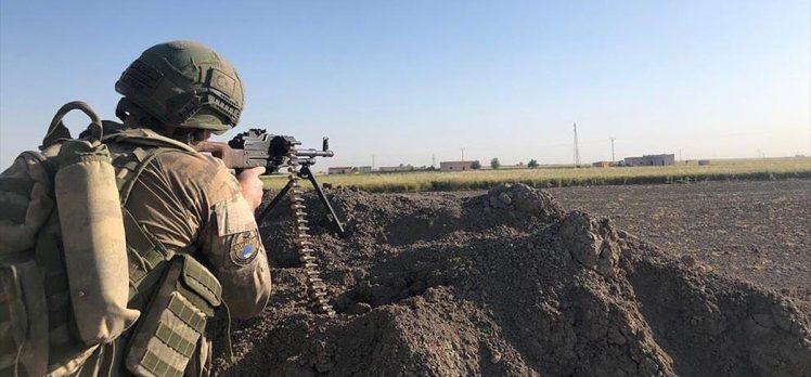 Fırat Kalkanı ve Zeytin Dalı bölgelerinde 3 PKK/YPG'li terörist etkisiz hale getirildi