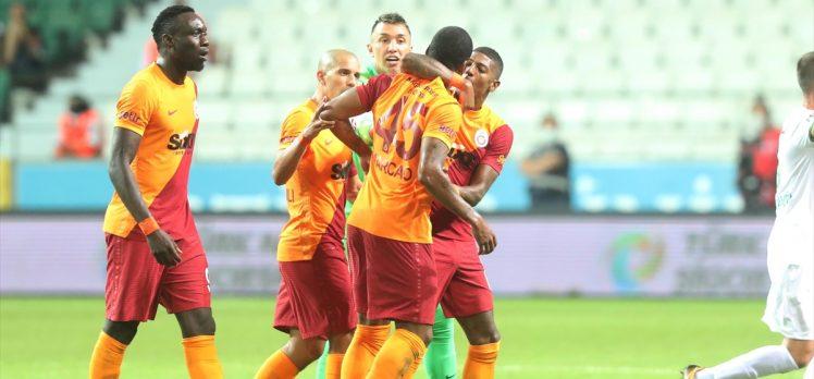 Galatasaraylı futbolcu Marcao'ya 8 maç men cezası