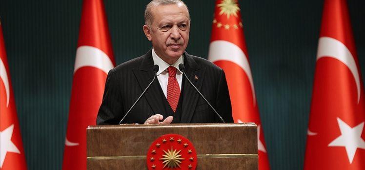 Cumhurbaşkanı Erdoğan: Milli Eğitim Bakanlığı pansiyonlarına 5 bin 872 personel alınacak
