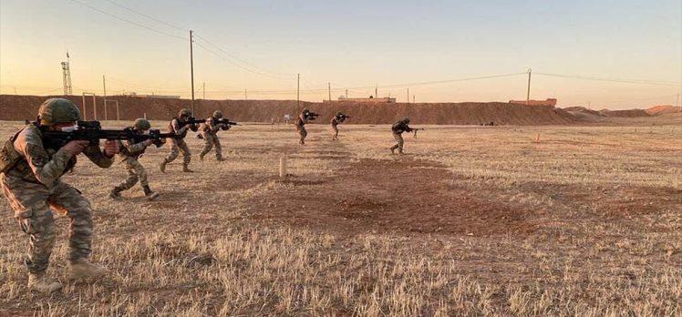Barış Pınarı ve Fırat Kalkanı bölgesinde saldırı hazırlığındaki 9 PKK/YPG'li terörist etkisiz hale getirildi