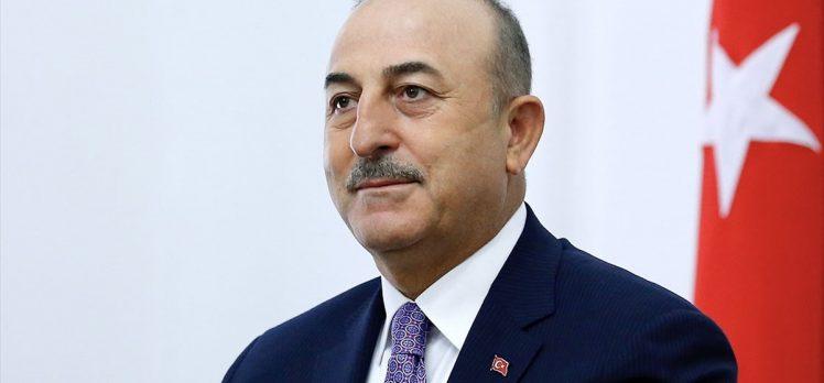 Dışişleri Bakanı Çavuşoğlu, İngiltere, Finlandiya ve İran dışişleri bakanlarıyla görüştü