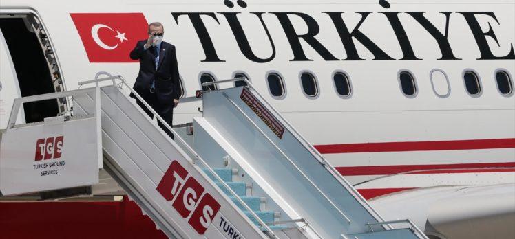 Cumhurbaşkanı Erdoğan, Bosna Hersek ve Karadağ'a resmi ziyarette bulunacak
