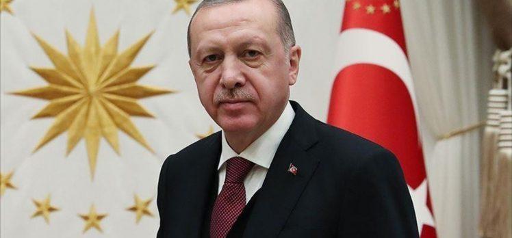 Cumhurbaşkanı Erdoğan, 2020 Tokyo Paralimpik Oyunları'nda madalya kazanan milli sporcuları kutladı