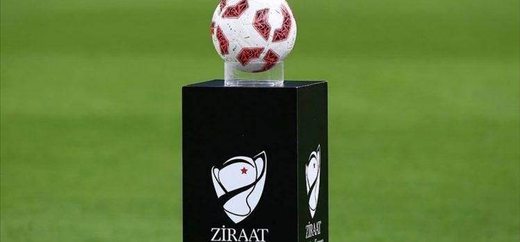 Ziraat Türkiye Kupası'nda 1. Eleme Turu programı açıklandı