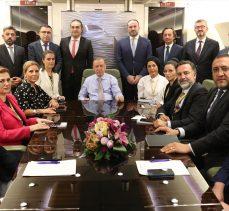 Cumhurbaşkanı Erdoğan: Afganistan'ın süratle toparlanması için her türlü desteği vermeye hazırız