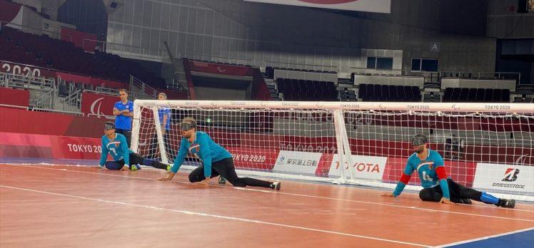 Golbol Erkek Milli Takımımız çeyrek finale çıktı